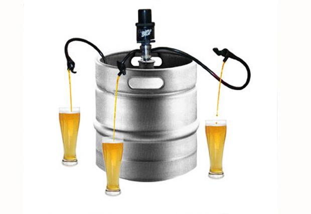 Розлив пива в домашних условиях - Домашняя пивоварня Бакус